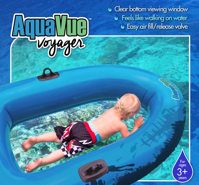 AQUAVUE Voyager ™ Raft